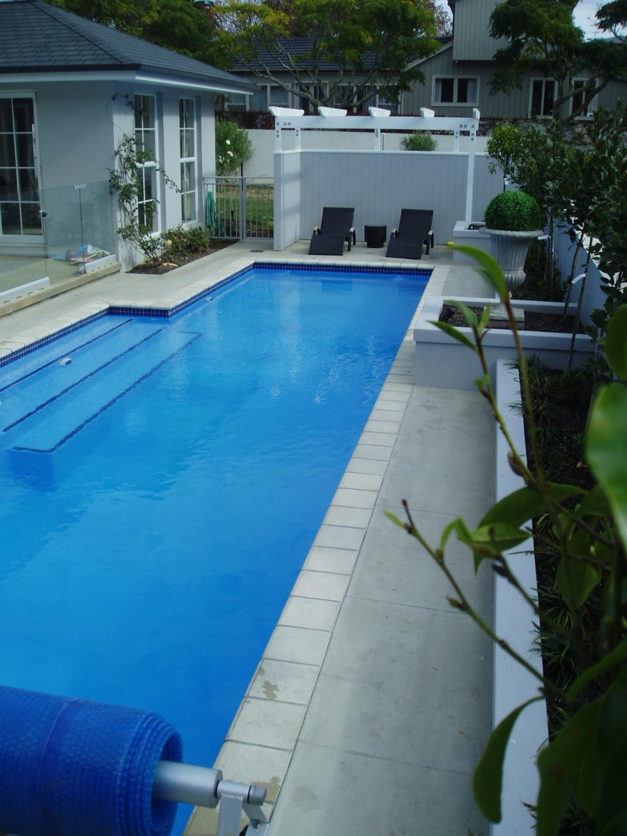 Fibreglass Pools Bluewater Pools