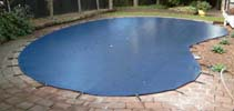 Debris Mesh Pool Cover