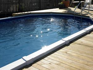 Liner Pools Bluewater Pools