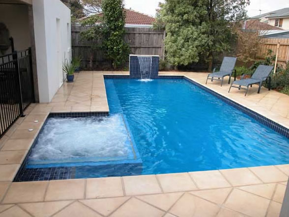 Royal Blue Bluewater Pools